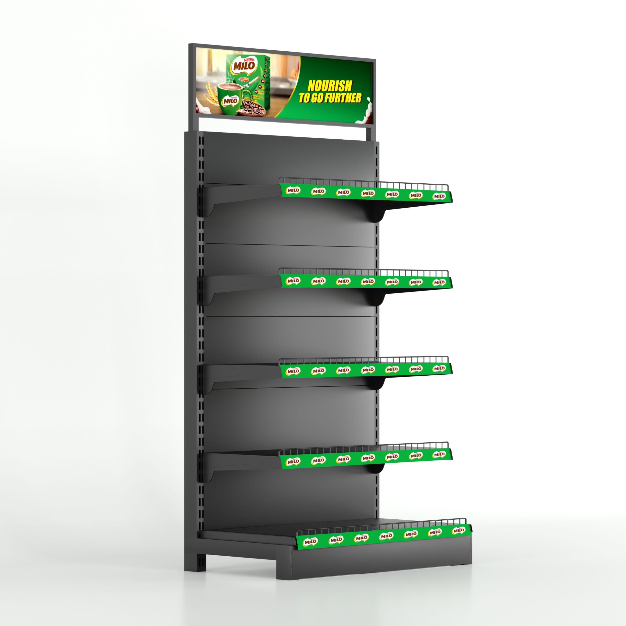Branding Racks