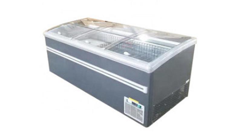 Defrost Island Freezer 2500 - 1040L