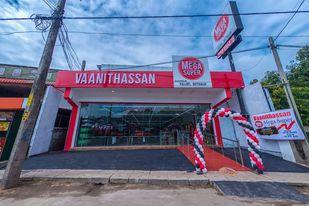 Vaanithassan Mega super  Kallady  – Batticaloa @  Shashika Basnayake – Assistant Sales Manager – 0711235808